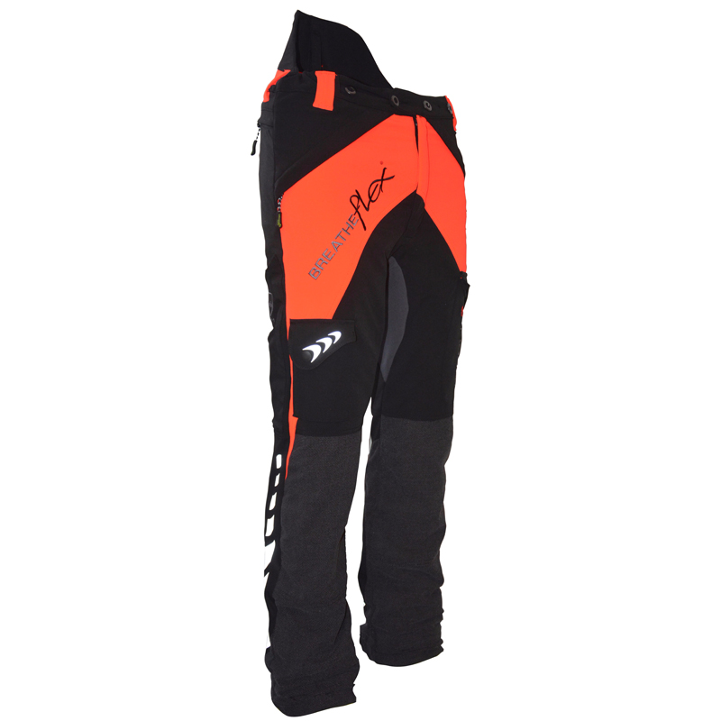 Arbortec Breatheflex Trousers Class 1 Type A Orange