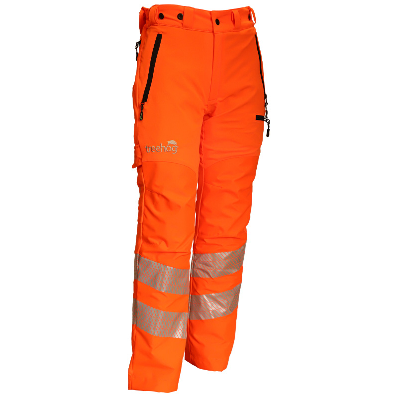 Treehog Trousers Class 1 Type C Orange