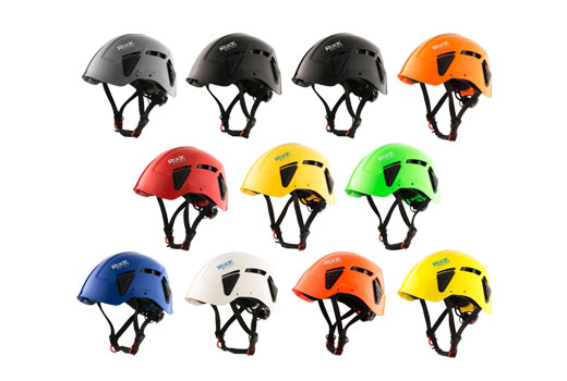 Helmet Colour Range